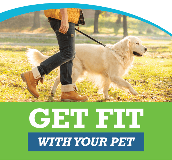 Get Fit With Your Pet